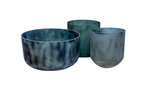 Malachite Alchemy Crystal Singing Bowl
