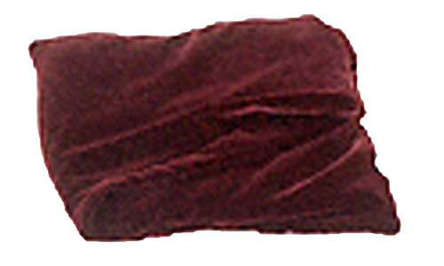 Pillow (for Bowl) Maroon